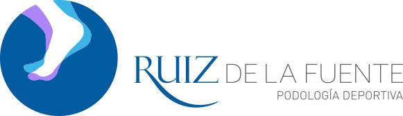 Ruiz de la Fuente Podología y Biomecánica logotipo